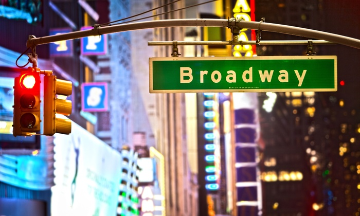 Broadway Threater District