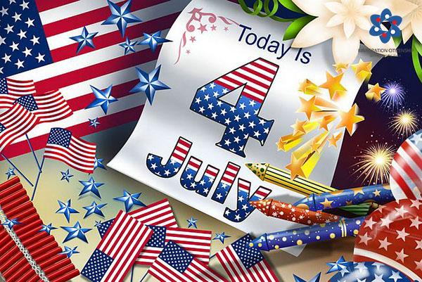 Ngày lễ độc lập của Mỹ