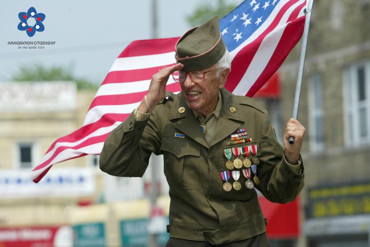 Ngày cựu chiến binh Mỹ