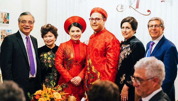 Đám cưới truyền thống Việt Nam